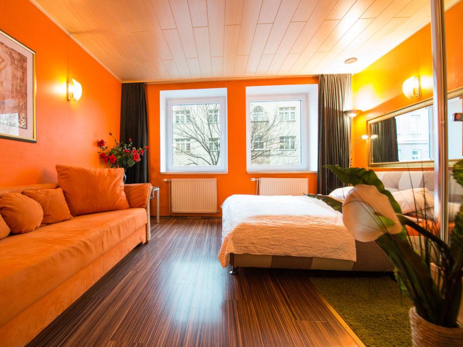 Außenaufnahme apartment Zentrum-Prater-Donau
