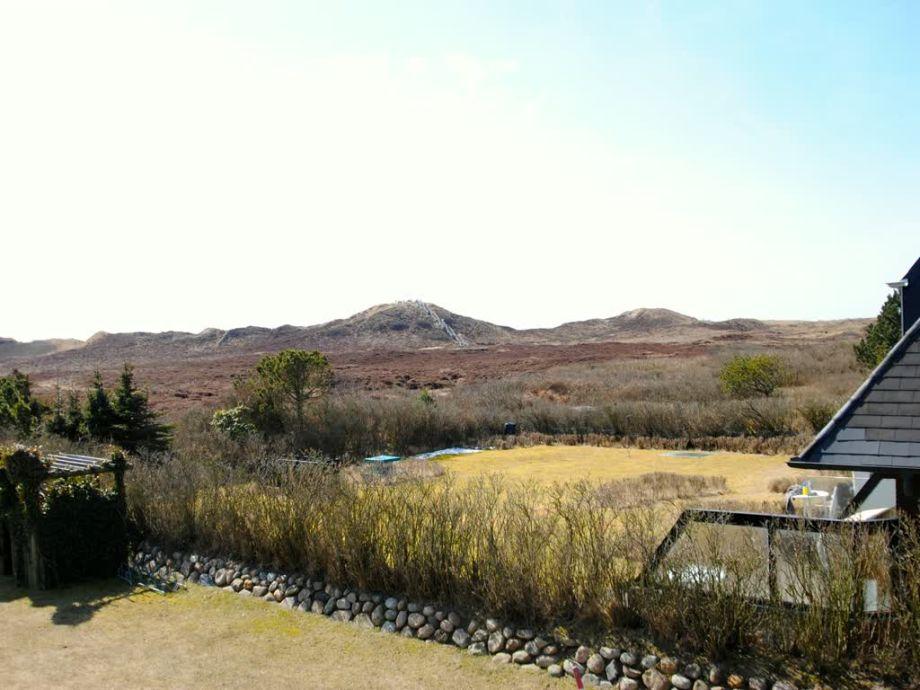 Ausblick auf die Heide
