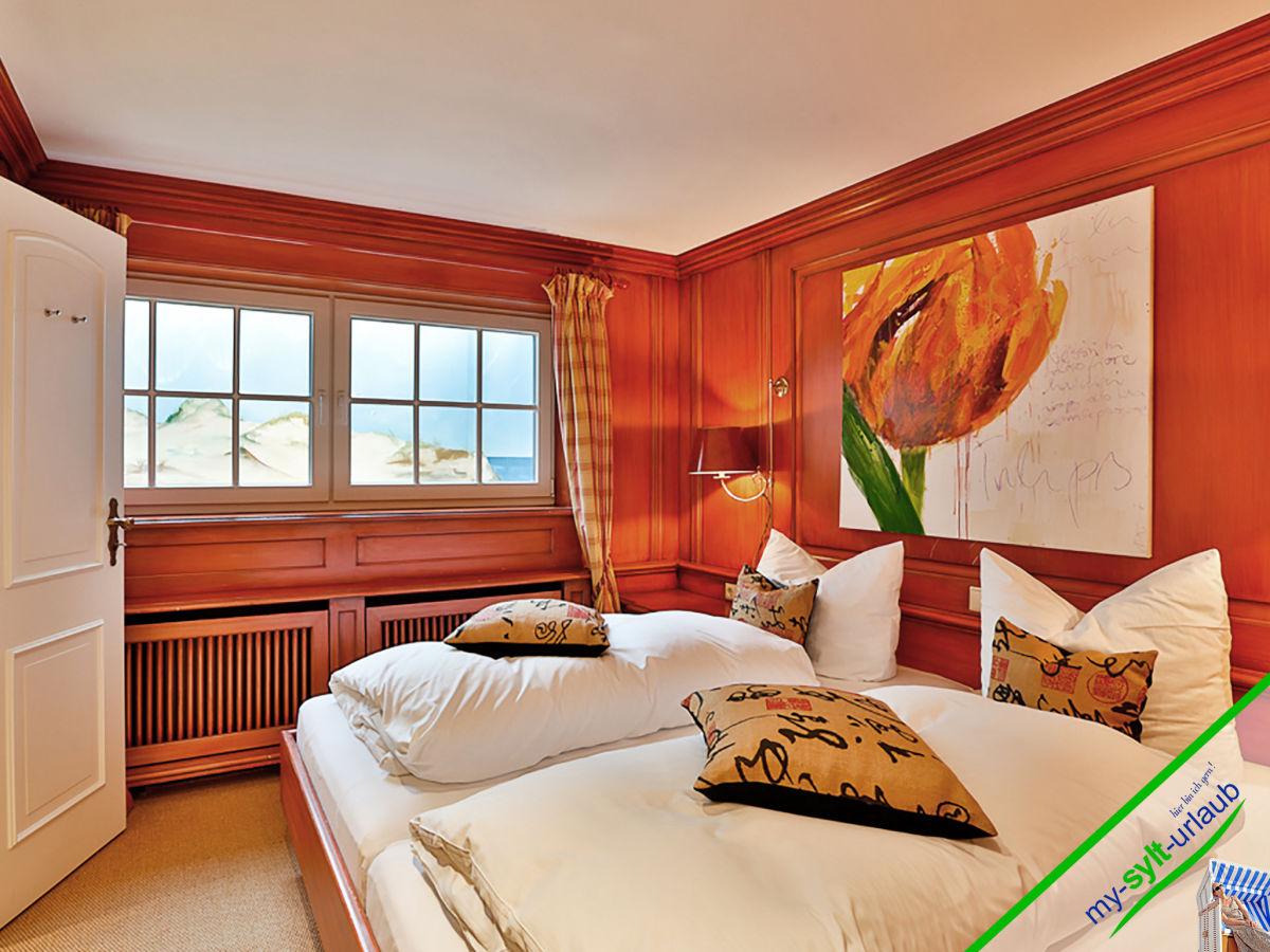 Ferienwohnung austernfischer kampen firma my sylt urlaub - Romantisches wohnzimmer ...
