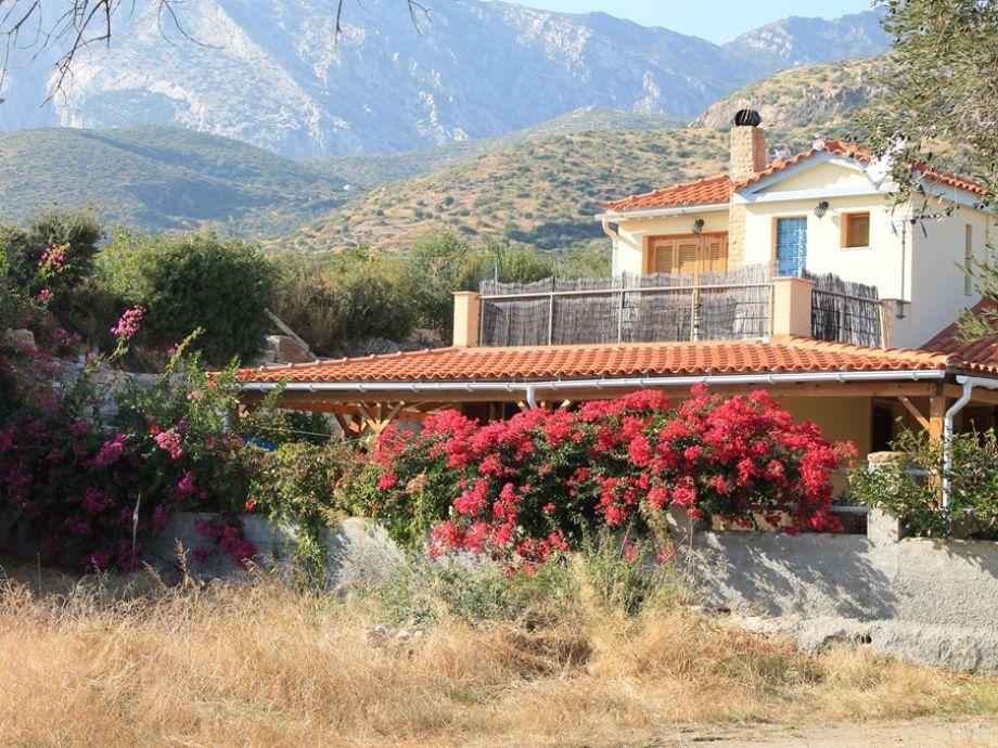 Unser Haus im Olivenhain