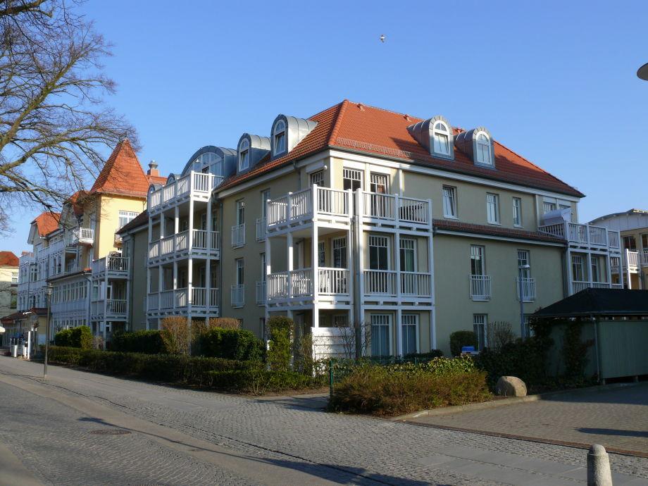 Haus Dünenschloss