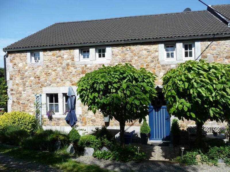Ferienhaus La fermette bleue