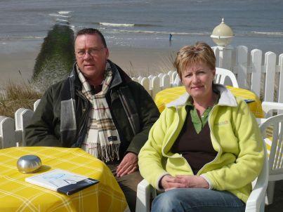 Ihr Gastgeber Roland & Heidi Allofs