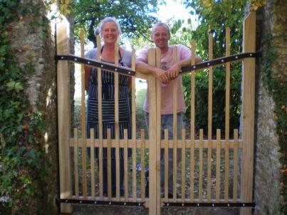 Your host Wil & Amanda Darwen