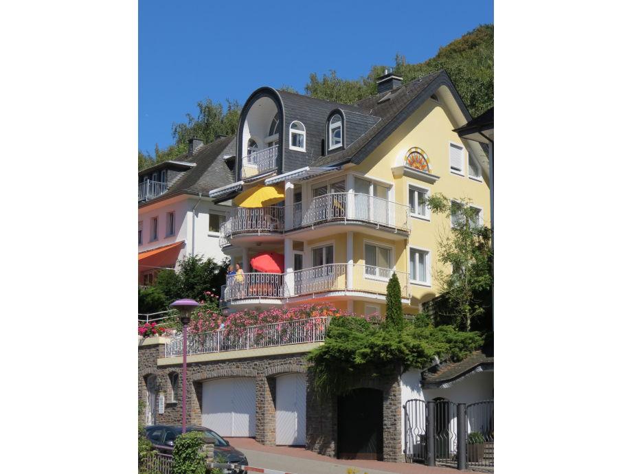 Villa Burgblick, Bergstraße 14