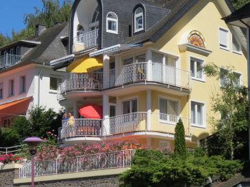 Holiday apartment Villa Burgblick