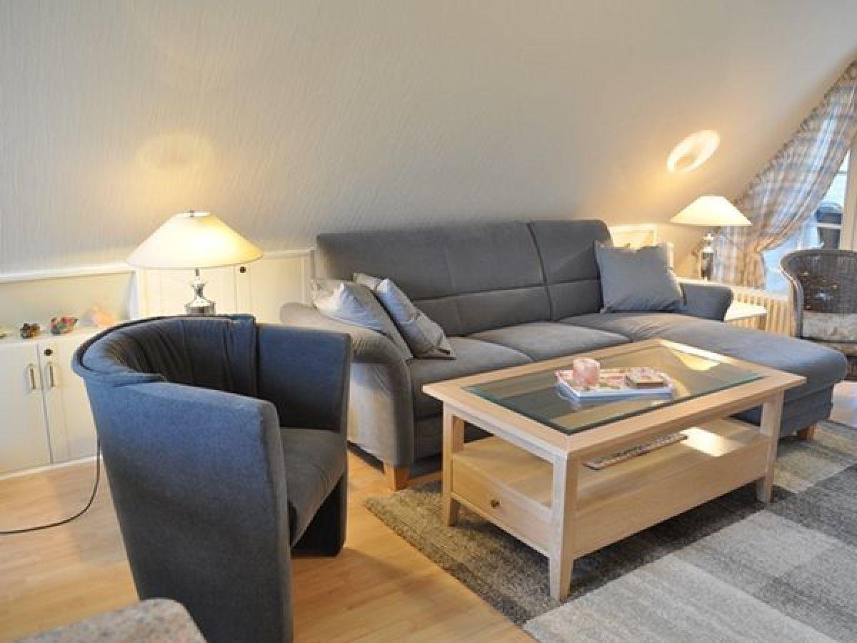Ferienwohnung hoogenkamp 19c dg nordsee nordfriesische - Couchgarnitur wohnzimmer ...