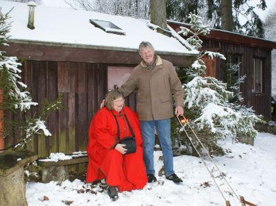 Ihr Gastgeber Karl-Josef & Gisela Mühlhaus