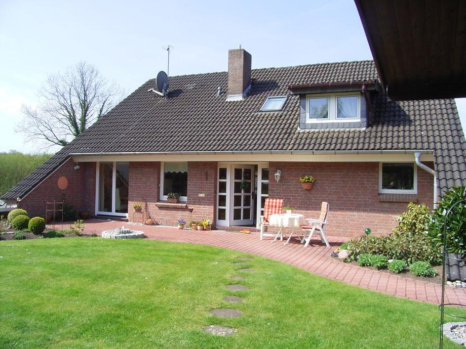 Haus Inge Willms Gartenansicht