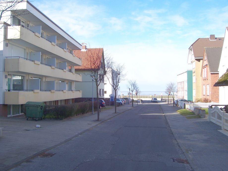 Das Haus Links in der Nordstraße