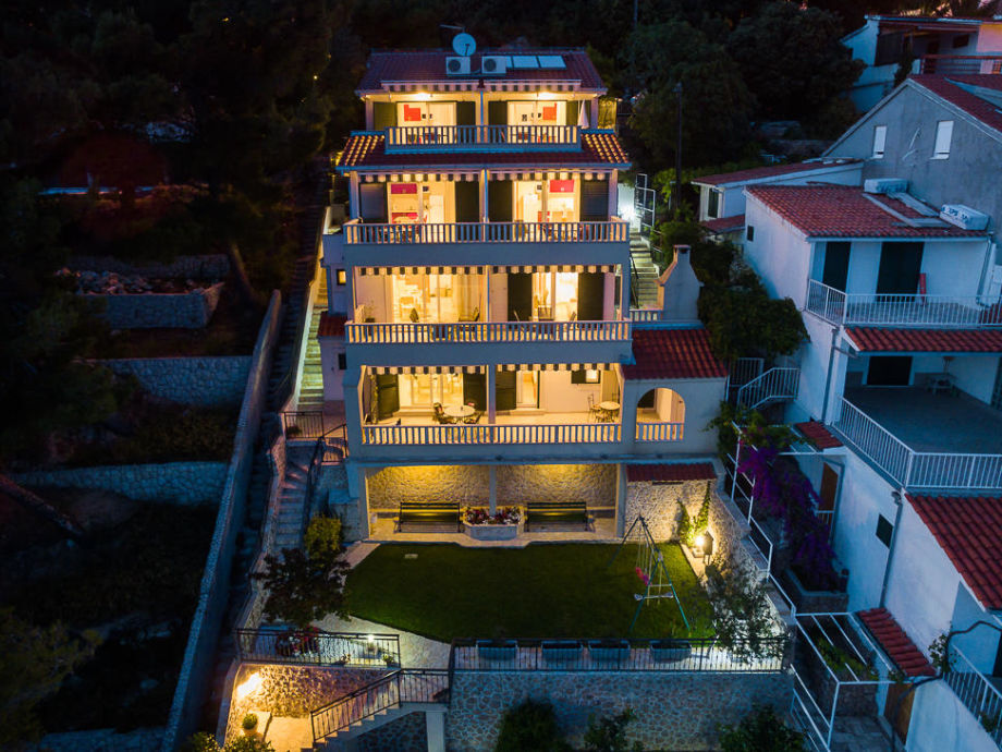 Außenaufnahme Villa Leonarda