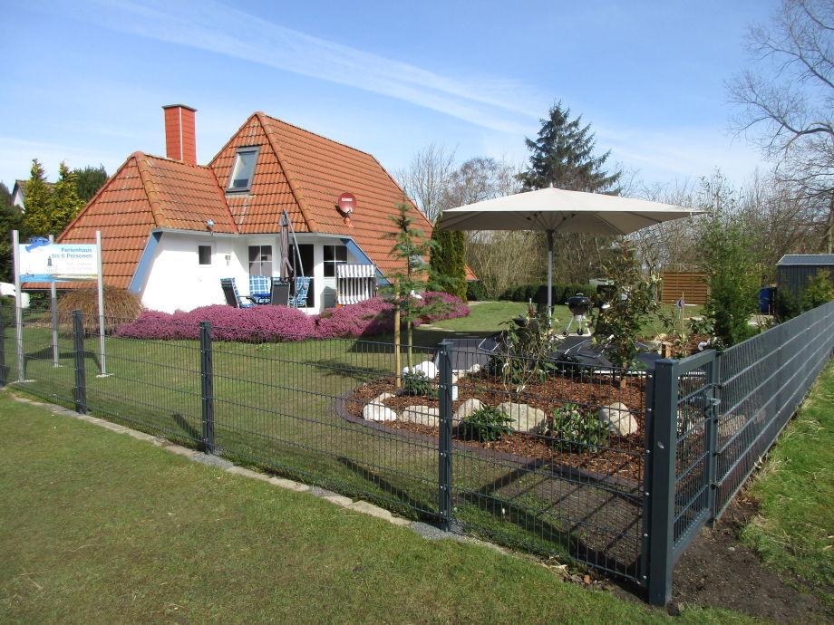 Ferienhaus Dodegge mit neuer Sonnenterrasse