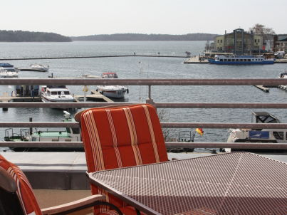 Ferienwohnung am kleinen Meer - am Hafen 110 m²