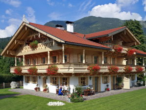 Holiday apartment Alpspitz im Ferienhaus Grasegger