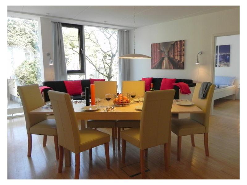 "Apartment ""Elbspeicher II"" inkl. W-LAN"