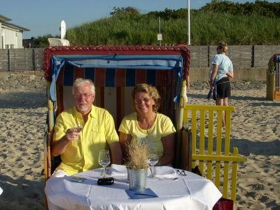 Ihr Gastgeber Hannelore und Rolf Behrens