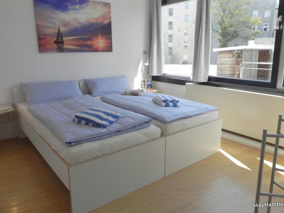 apartment elbkontor ii inkl w lan hamburg ottensen frau gerling. Black Bedroom Furniture Sets. Home Design Ideas