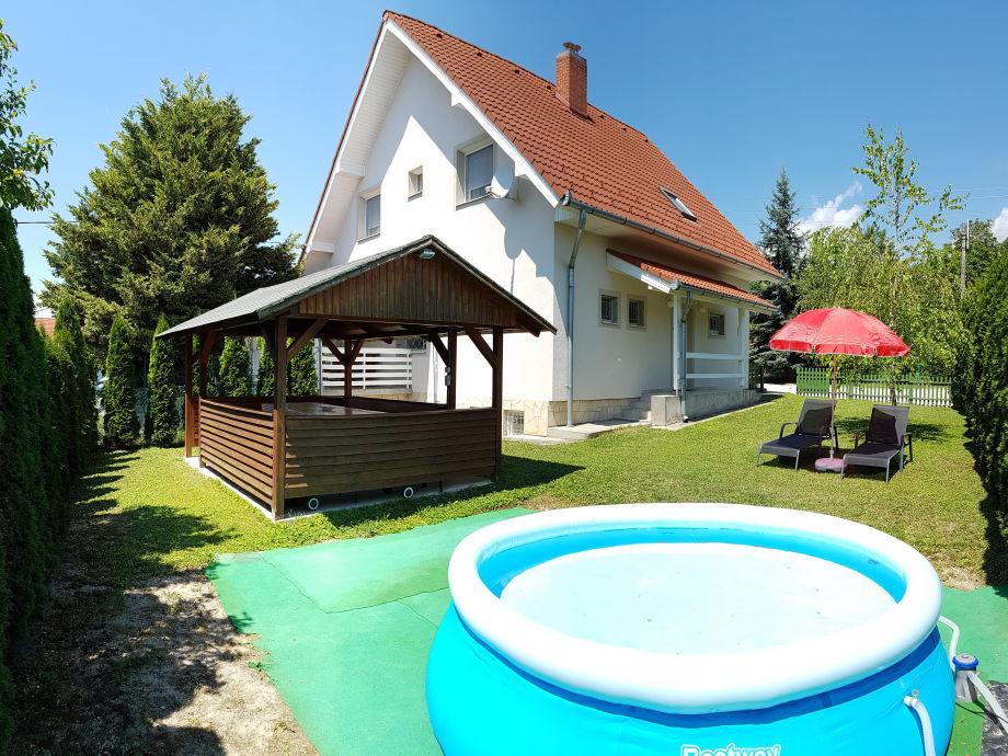 Ferienhaus Elisabeth mit Pool
