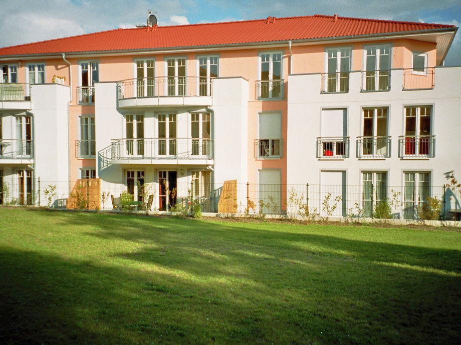 strandnahe 2 Zimmer Ferienwohnung mit Terrasse