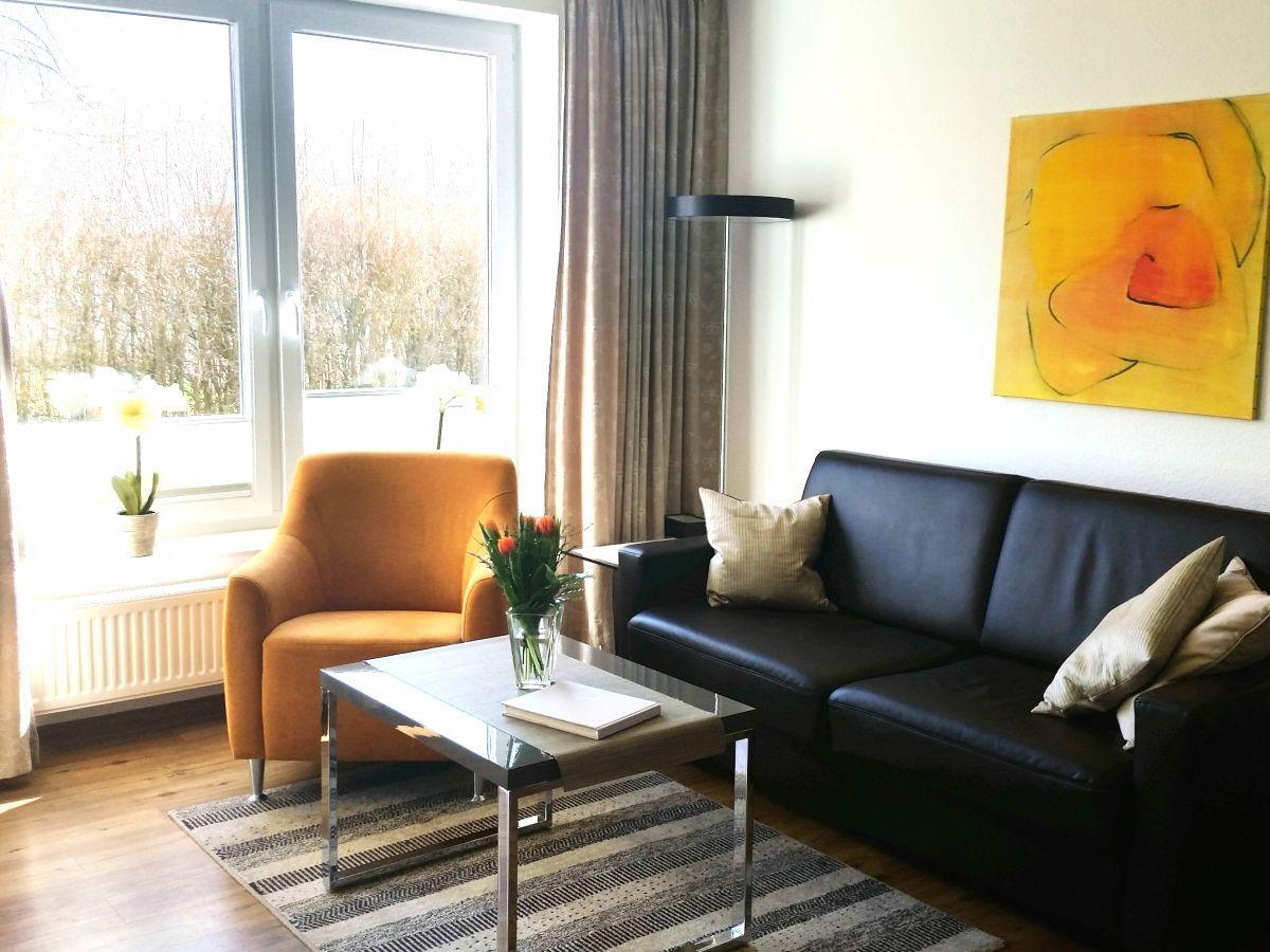 Ferienwohnung residenz hohe lith cuxhaven duhnen frau - Traum wohnzimmer ...
