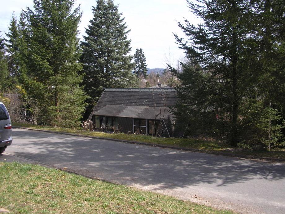 Feerienhaus am Rande von dem Wald