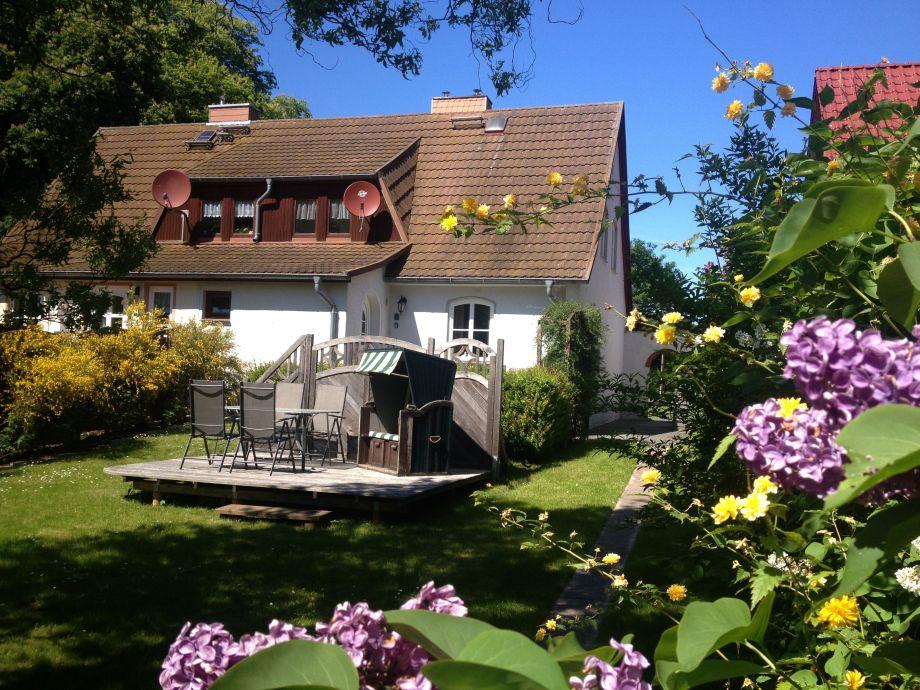 """Ferienwohnung""""Kati"""" mit Garten und Terrassen"""