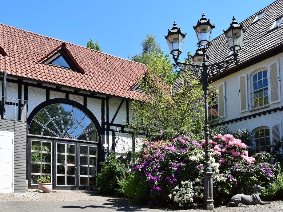Hofbereich - Landhaus