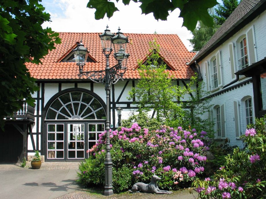 Anfahrt - Hof