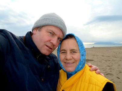 Ihr Gastgeber Rosa und Wolfram Schmidt