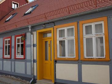 Holiday house Töpferhof 1