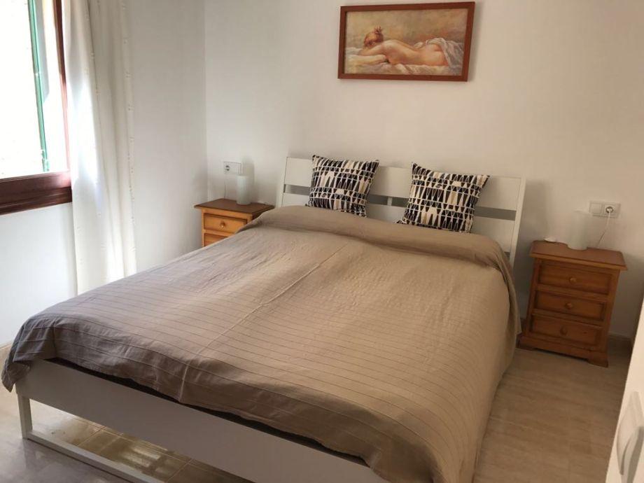 Ferienwohnung CASA DE ANTONIE Direkte Strandlage Santanyi - Mallorca urlaub appartement 2 schlafzimmer
