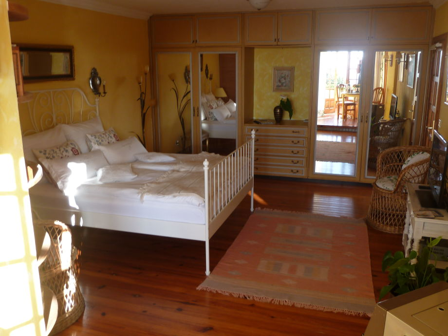 Casa Pedro Wohn-/Schlafzimmer