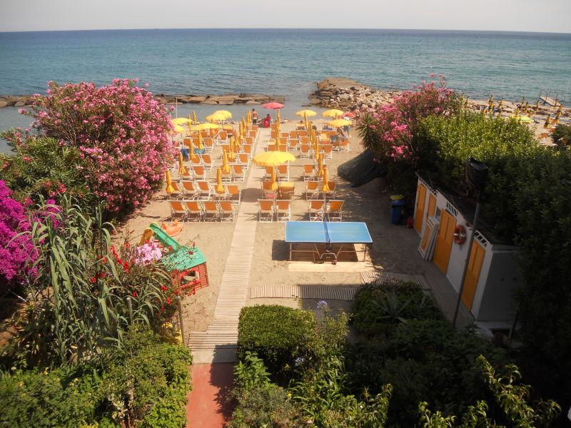 Apartment A/5 Magnolia direkt am Strand
