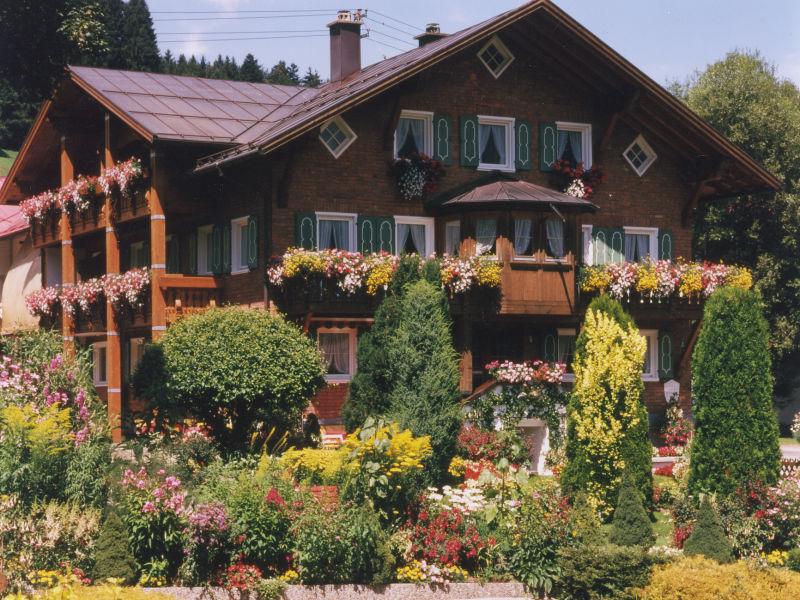 Ferienwohnung Sonnenschein im Haus Zimmermann