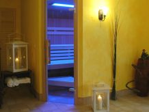 Holiday apartment Small mit Indoorpool und Sauna