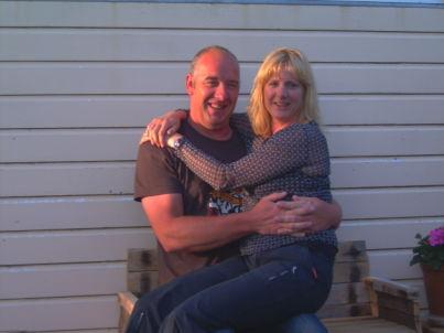 Your host Sabine und Jan van der Star