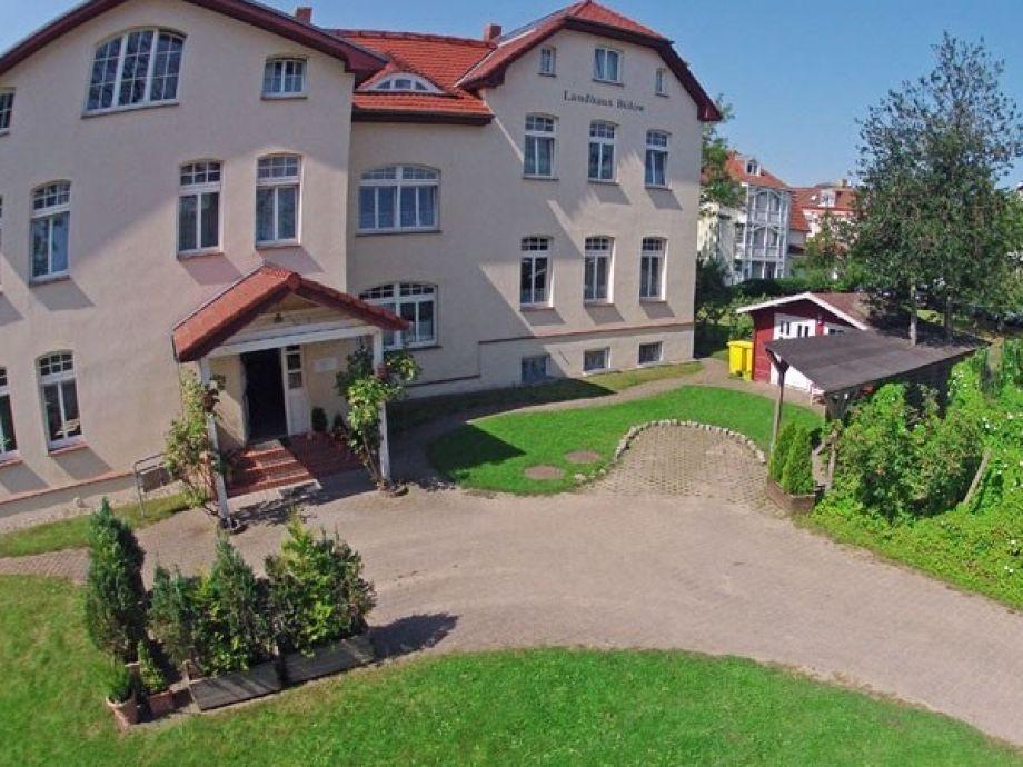 Landhaus Bülow Eingang