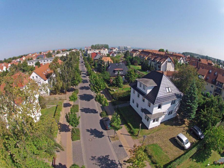 Villa Sonneneck Vogelperspektive