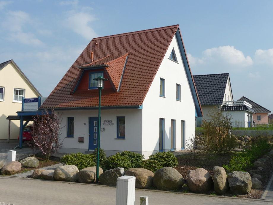 Landhaus Steilküste