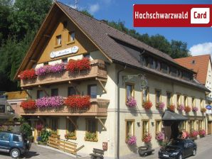 Holiday apartment Hirschen-Benz
