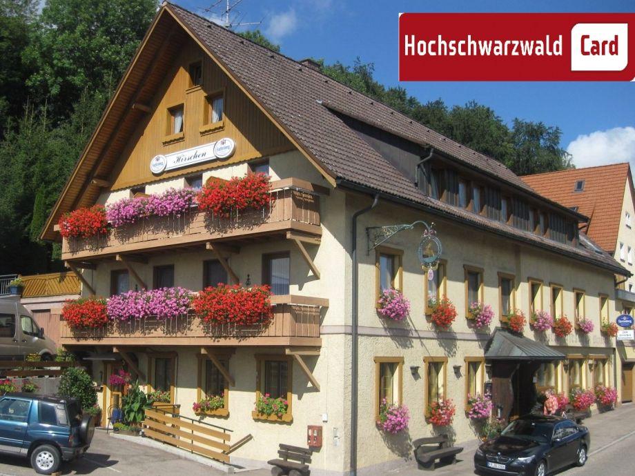 """Ihr Ferienhaus """"Zum Hirschen"""""""