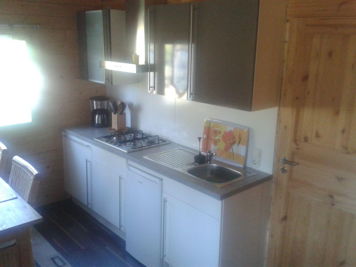 uriges wohnzimmer:Ferienhaus Uriges Blockhaus am Heidesee, Am Rande des Naturparks