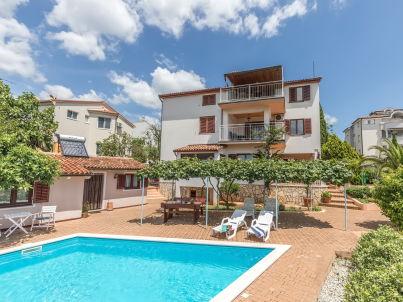 Swimmingpool-Villa Romana