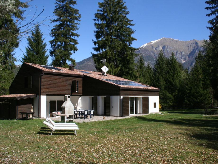Villa NINI at the lake Ledro