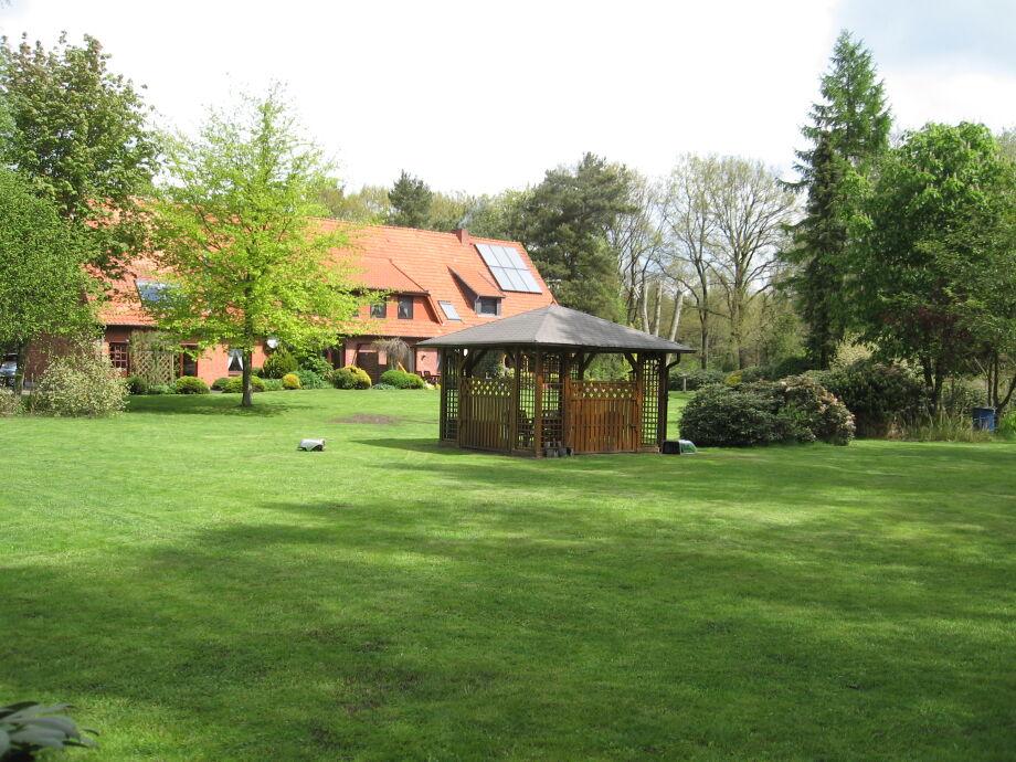 Pavillon Liegewiese