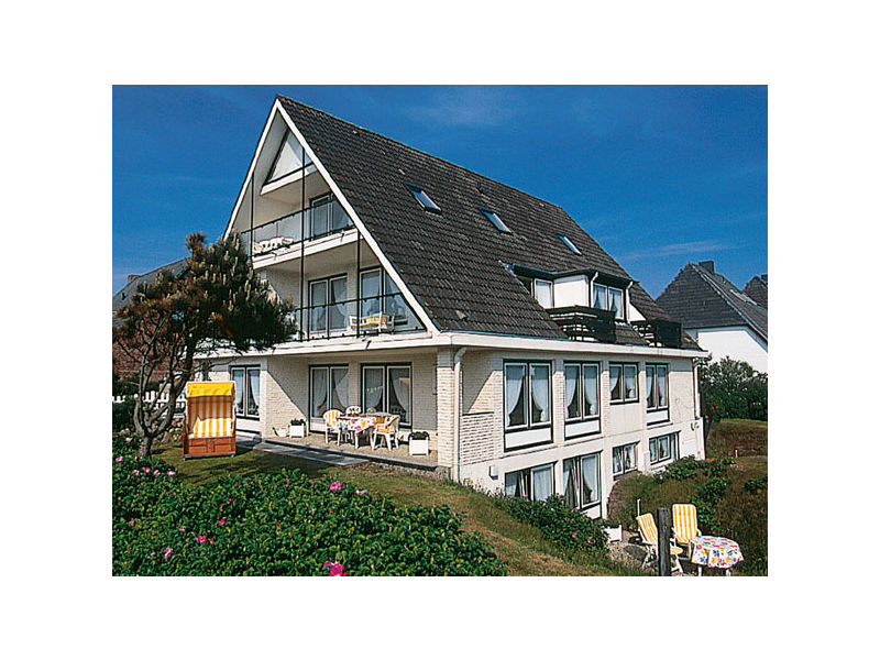 Ferienwohnung Haus Weissenburg OG-West