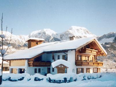 Silberdistel - Landhaus Haid