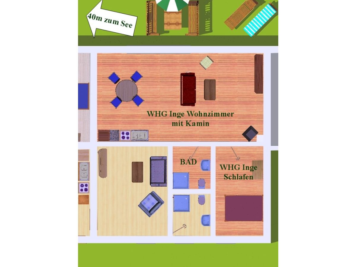 Wohnung Zehdenick