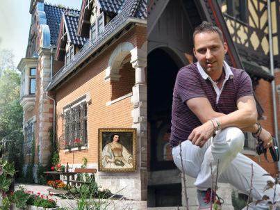 Ihr Gastgeber Uwe Klein