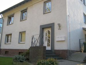 Holiday apartment Am Volksgarten in Oberhausen